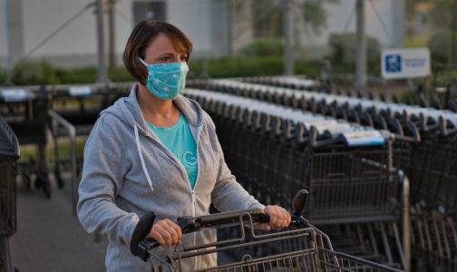 Фото №1 - Глава НИИ фтизиопульмологии: Благодаря маскам в России вдвое снизилась заболеваемость туберкулезом