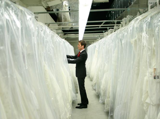 Фото №14 - Мода на белое: история традиционного наряда невесты