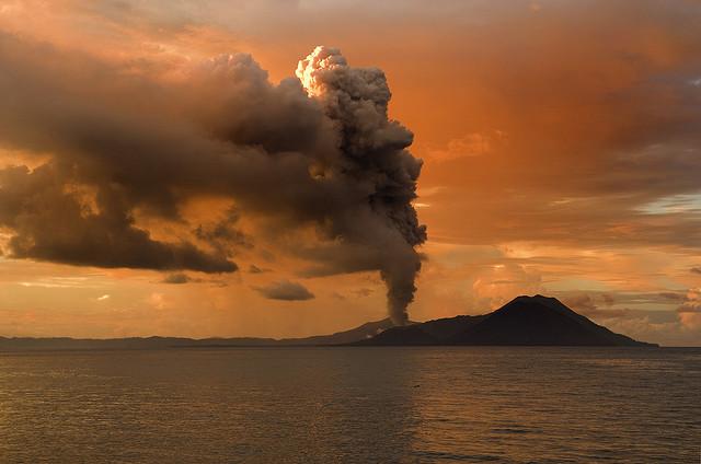 Фото №1 - Древние вулканы спровоцировали падение Восточной Римской империи