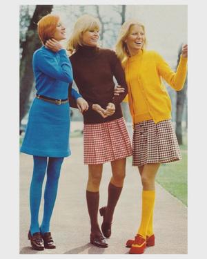 Фото №3 - Назад в прошлое: модные тренды, по которым мы скучаем
