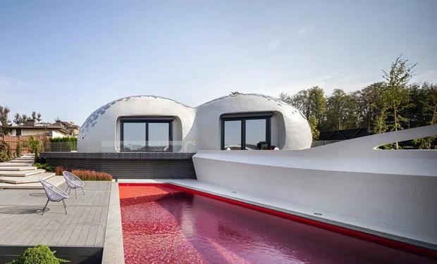 Фото №1 - Удивительный дом-пузырь под Харьковом