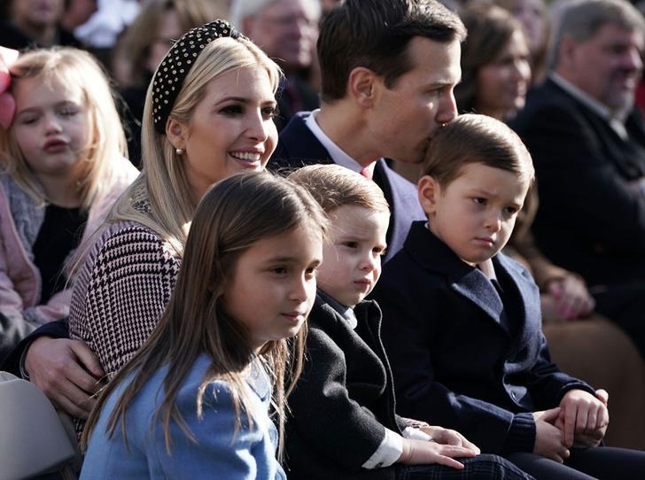 Фото №7 - Иванка Трамп и Джаред Кушнер: «практичное» счастье американской принцессы