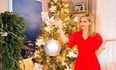 20 самых роскошных новогодних елок знаменитостей, которые мы когда-либо видели