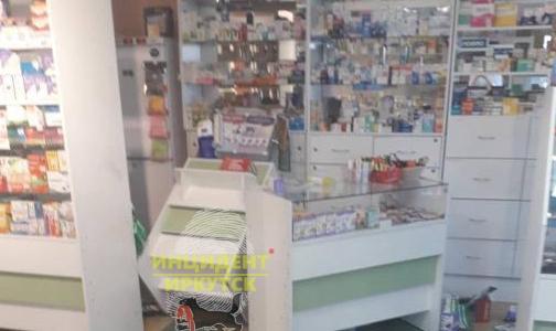 Фото №1 - Не понравилось лекарство: россиянка разгромила аптеку и напала на фармацевта