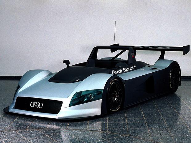 Фото №4 - Восемь Audi, которые потрясли мир