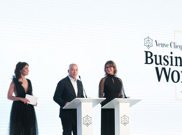 Фото №2 - Самые яркие моменты международной бизнес-премии Veuve Clicquot Business Woman Award