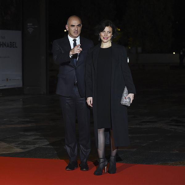 Фото №4 - Боги политического Олимпа: президенты и их жены на званом ужине в Париже