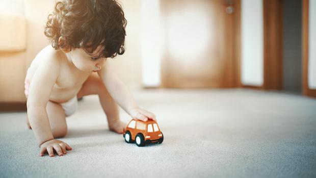 Фото №2 - «Правда ли, что подгузники влияют на мужское здоровье ребенка?»