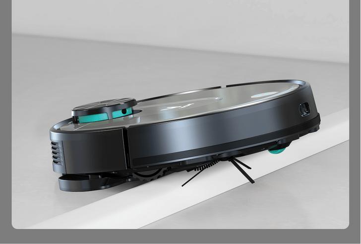 Фото №1 - Робот-пылесос Viomi V2 Pro с эффективной комбинированной системой уборки уже в продаже в России