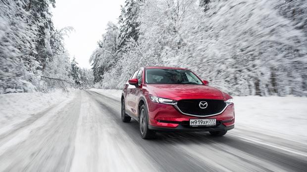 Фото №2 - Кроссовер в смартфоне: Mazda, которой командуешь пальчиком