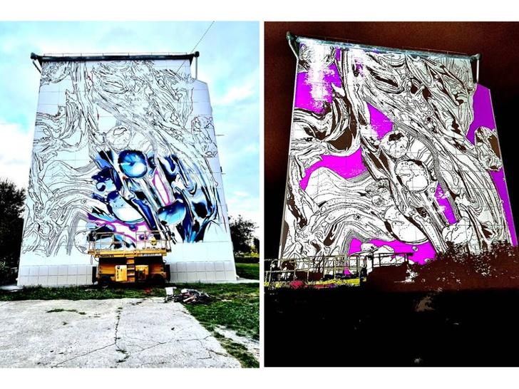 Фото №1 - Интервью с художником Сашей Купаляномо стрит-арте и душе
