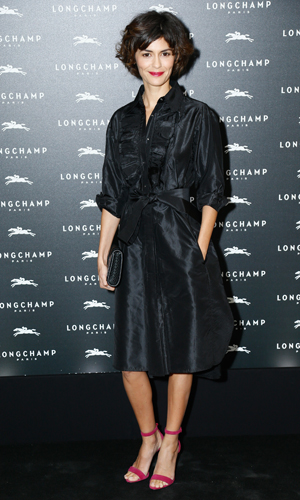 Фото №4 - Елена Перминова, Джессика Альба и другие звёзды на вечеринке Longchamp
