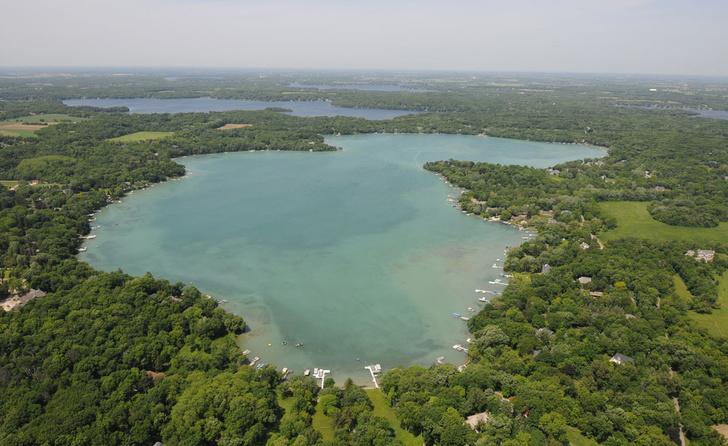 Фото №1 - Определен объем всех озер на планете