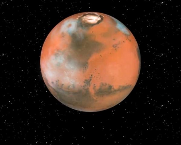 Фото №1 - Марсоход Curiosity нашел свой первый метеорит