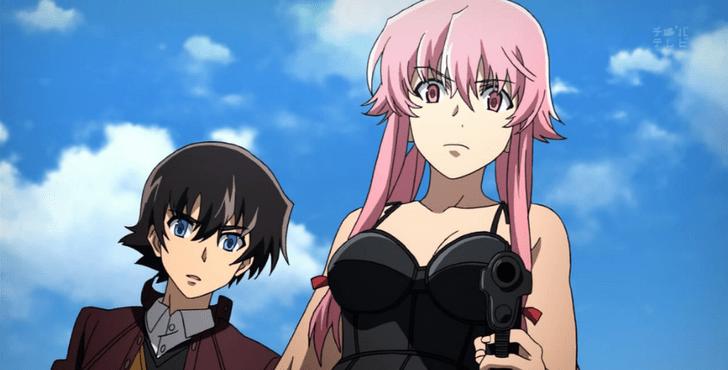 Фото №2 - Самые токсичные парочки из аниме, отношения которых не понимают даже фанаты 🤯