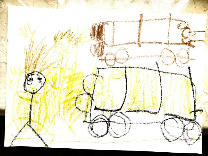Фото №1 - Цвет тревоги: что расскажет рисунок малыша