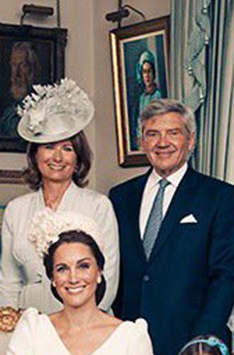 Фото №7 - Почему Королевы нет на официальных фото с крестин принца Луи