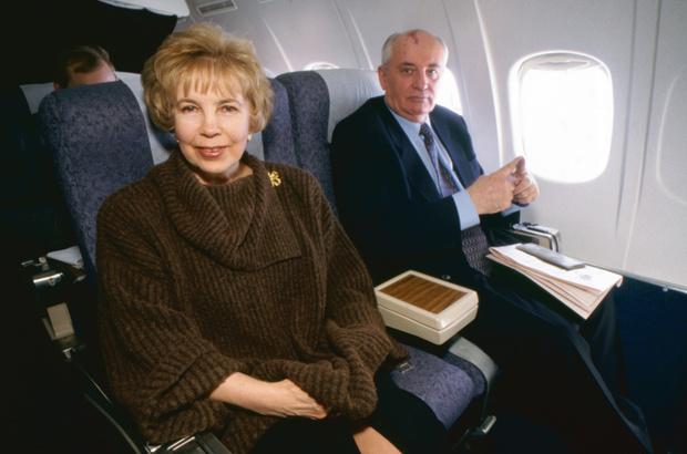 Фото №24 - Женщина с огромным сердцем и нелегкой судьбой: все о Раисе Горбачевой — единственной официальной первой леди СССР