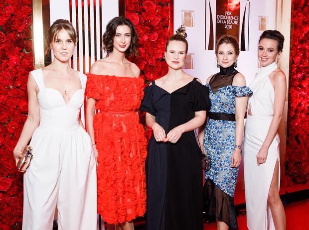 Фото №2 - Косметический «Оскар» 2020: как прошла премия Prix d'Excellence de la Beauté