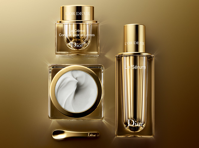 Фото №1 - Бюти-новинка: антивозрастной концентрат Dior