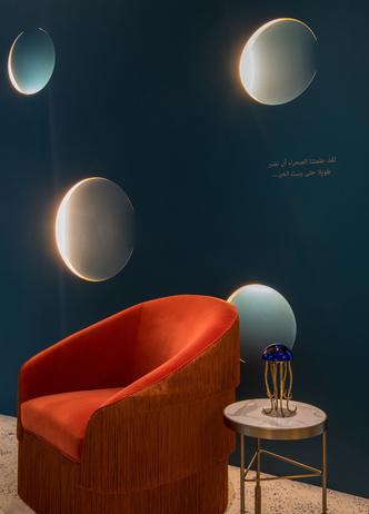 Фото №2 - Дизайнер королей: бутик-отель Nuzul Al Salam от Аммара Башира