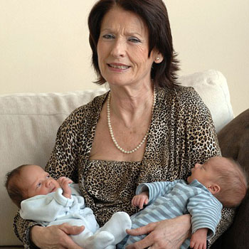 Фото №1 - Самая старая мама умерла через 2,5 года