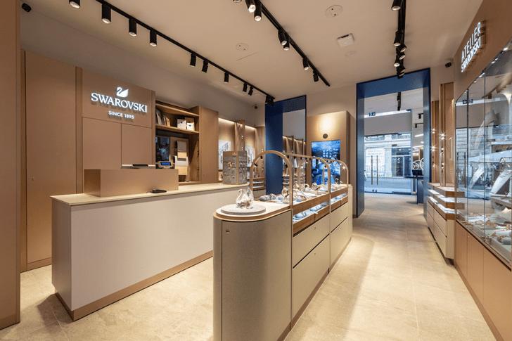 Фото №2 - В Москве открывается первый магазин Swarovski Crystal Studio