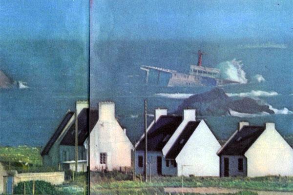 Фото №1 - Черный день Бретани