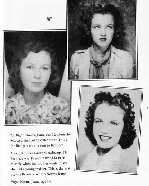 Фото №7 - Бернис Бейкер Миракл: как сложилась судьба сестры Мэрилин Монро
