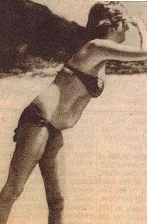 Фото №4 - Принцесса пляжа: бикини-стиль Дианы