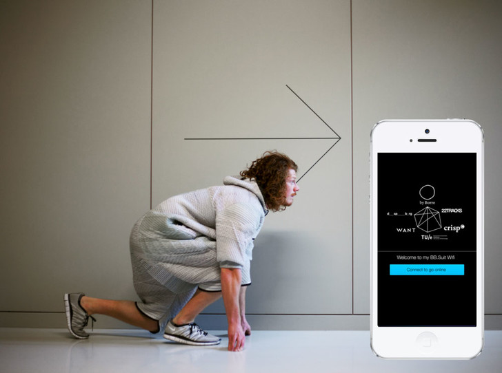 Фото №4 - «Пальто-невидимка» и комбинезон с Wi-Fi: 5 модных новинок, которые вас удивят