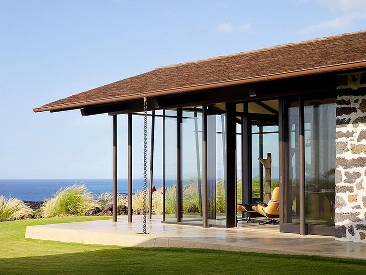 Фото №11 - Современный дом, вдохновленный гавайской культурой