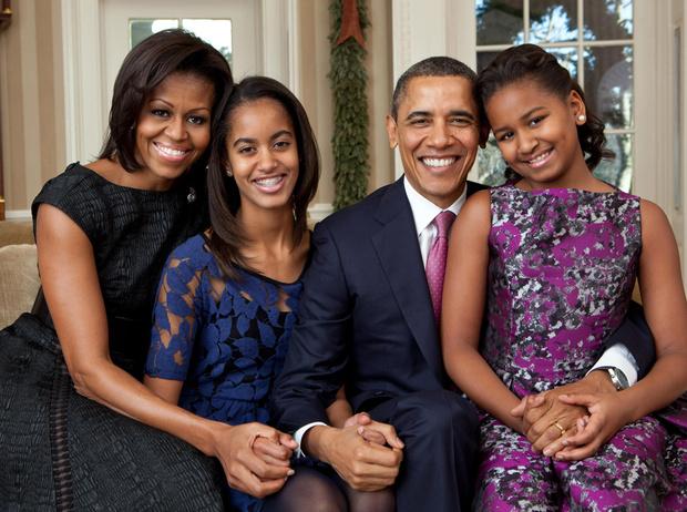 Фото №1 - Детки из золотой клетки: что стало с Малией и Сашей Обама