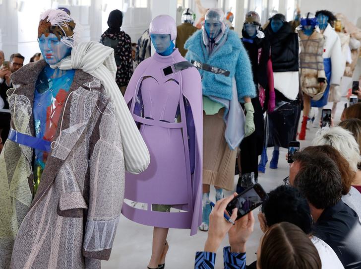 Фото №1 - Новое модное кредо Джона Гальяно