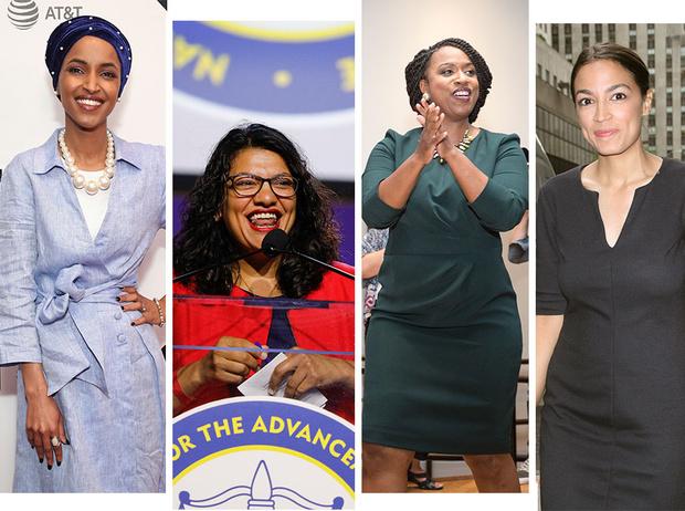 Фото №1 - The Squad: 4 женщины-политика, которых боится даже Дональд Трамп