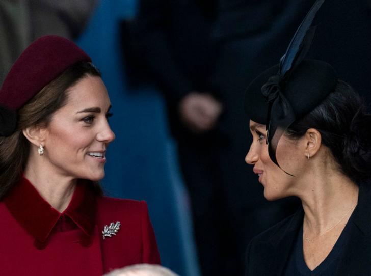 Фото №2 - Почему Меган Маркл не было на праздновании дня рождения герцогини Кейт