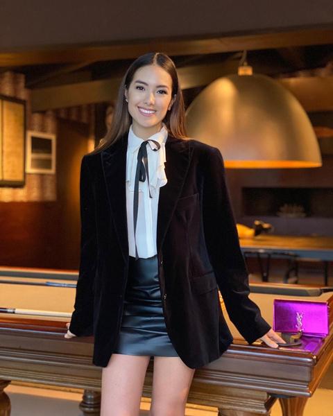 Жена танцующего миллионера Джанлуки Вакки надела слишком короткую юбку: шэрон фонсека, фото, инстаграм