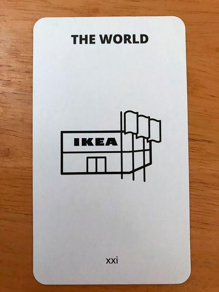 Фото №3 - ИКЕА создала собственную колоду карт Таро