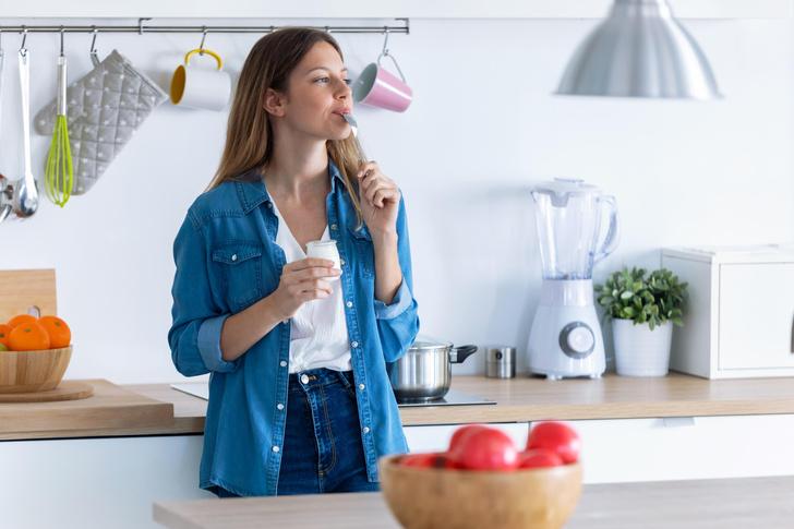 Низкокалорийный йогурт попал в список вредных продуктов