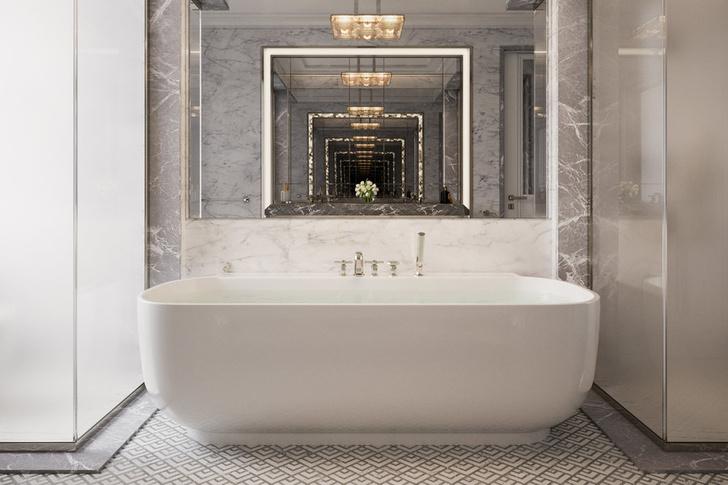 Фото №7 - Люксовые апартаменты по дизайну Жана-Луи Деньо