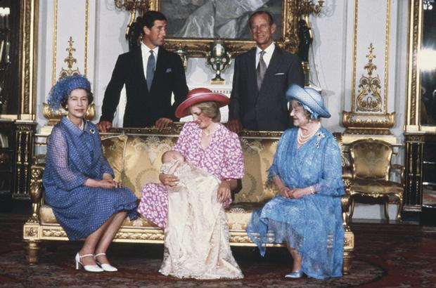 Фото №3 - Что нужно знать о крещении королевских наследников Великобритании