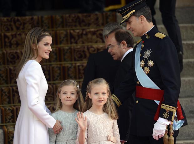Фото №57 - Принцесса Леонор: история будущей королевы Испании в фотографиях