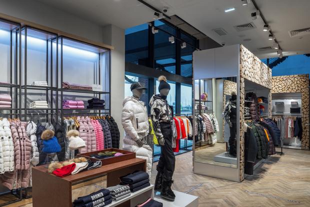 Фото №4 - Для любителей шопинга: бренд Bogner открыл новый аутлет-бутик