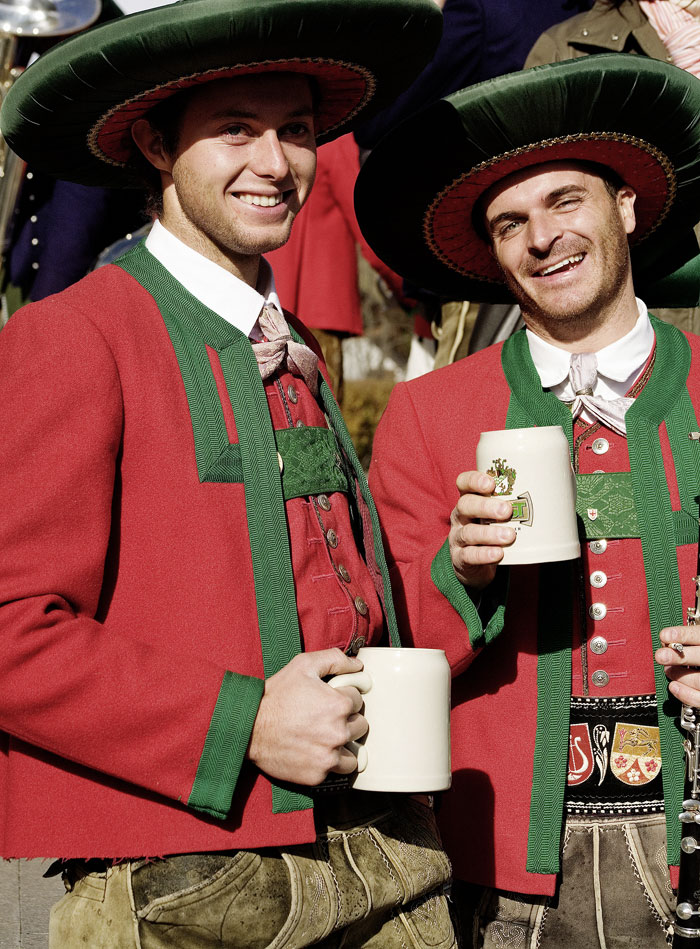 Фото №3 - Горные подкаблучники: традиции альпийского народа
