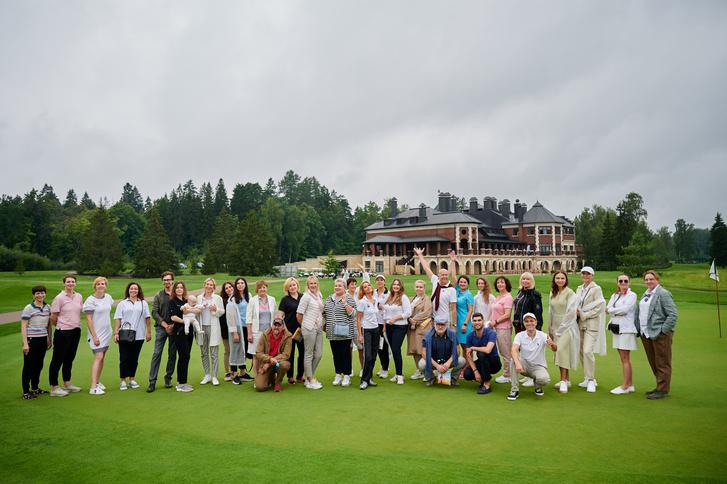 Фото №1 - LAUFEN Private Golf Day в гольф-клубе «Пестово»