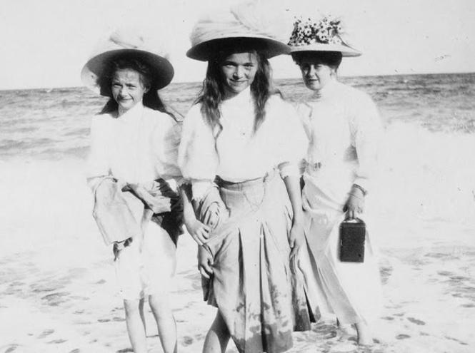 Фото №26 - Милые и забавные архивные фото царской семьи Романовых