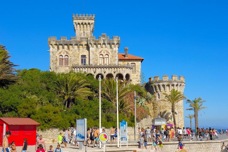 Фото №1 - Португалия без Лиссабона: волшебные замки, огромные волны и родина портвейна