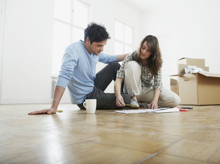 Фото №4 - Как сделать ремонт в квартире и не развестись