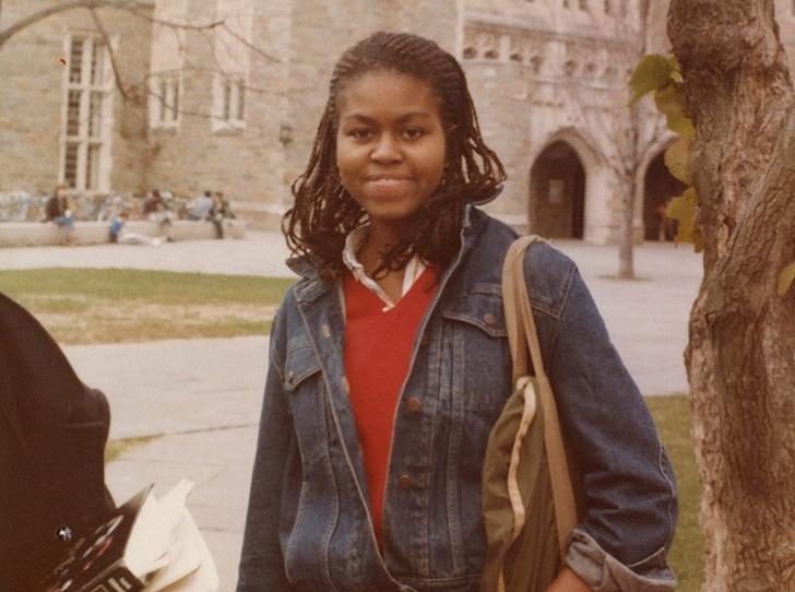 Фото №3 - Мишель Обама и ее триумф: как проходило «становление» Первой леди