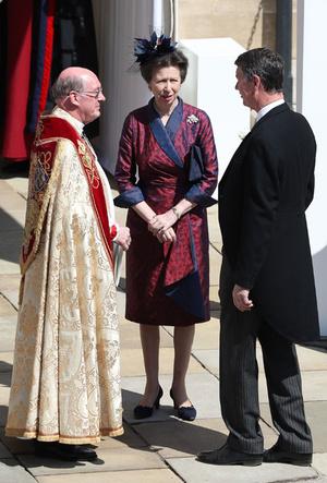 Фото №5 - Принцесса Анна – непризнанная икона стиля королевской семьи